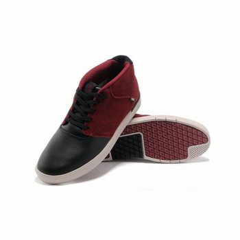 Vans LXVI Secant Black-Red