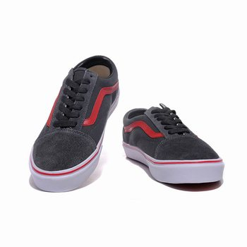 Vans Suede N Canvas Old Skool Deepgrey