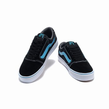 Vans TNT Five Black Blue