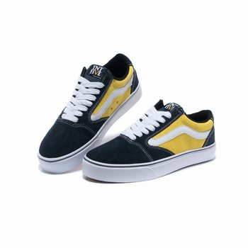 Vans TNT Five Deepblue Yellow