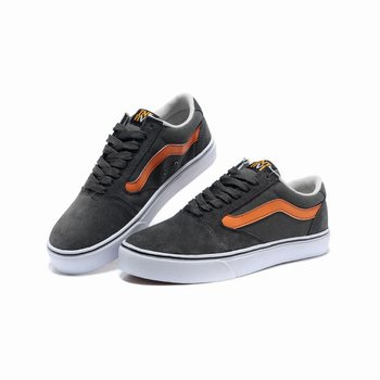 Vans TNT Five Grey Orange