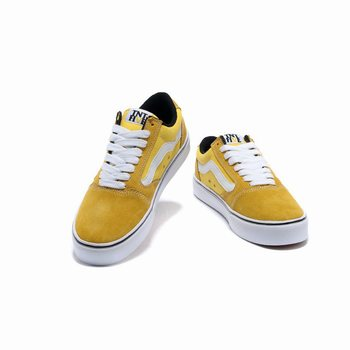 Vans TNT Five Yellow White